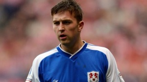 Peter Sweeney - the midfielder played in the 2004 FA Cup Final for Millwall